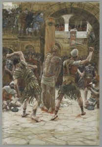 The Scourging on the Front