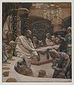The Marriage at Cana James Tissot Brooklyn Museum