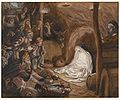 The Adoration of the Shepherds James Tissot Brooklyn Museum