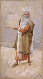 Moses and the Ten Commandments, The Jewish Museum