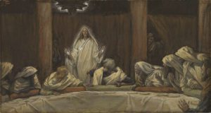 The Appearance of Christ at the Cenacle James Tissot Brooklyn Museum