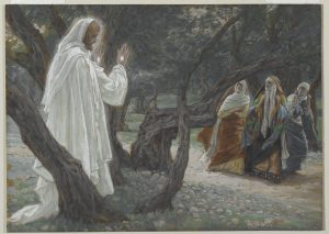 Jesus Appears to the Holy Woman James Tissot Brooklyn Museum full size
