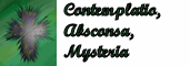 Contemplatio Absconsa Mysteria Cover